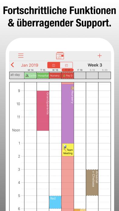 Kalender PocketLifeScreenshot von 7