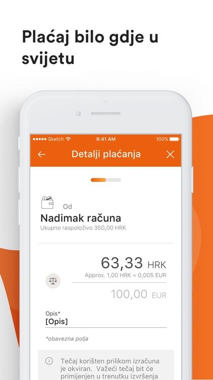 PBZ mobilno bankarstvo screenshot-6