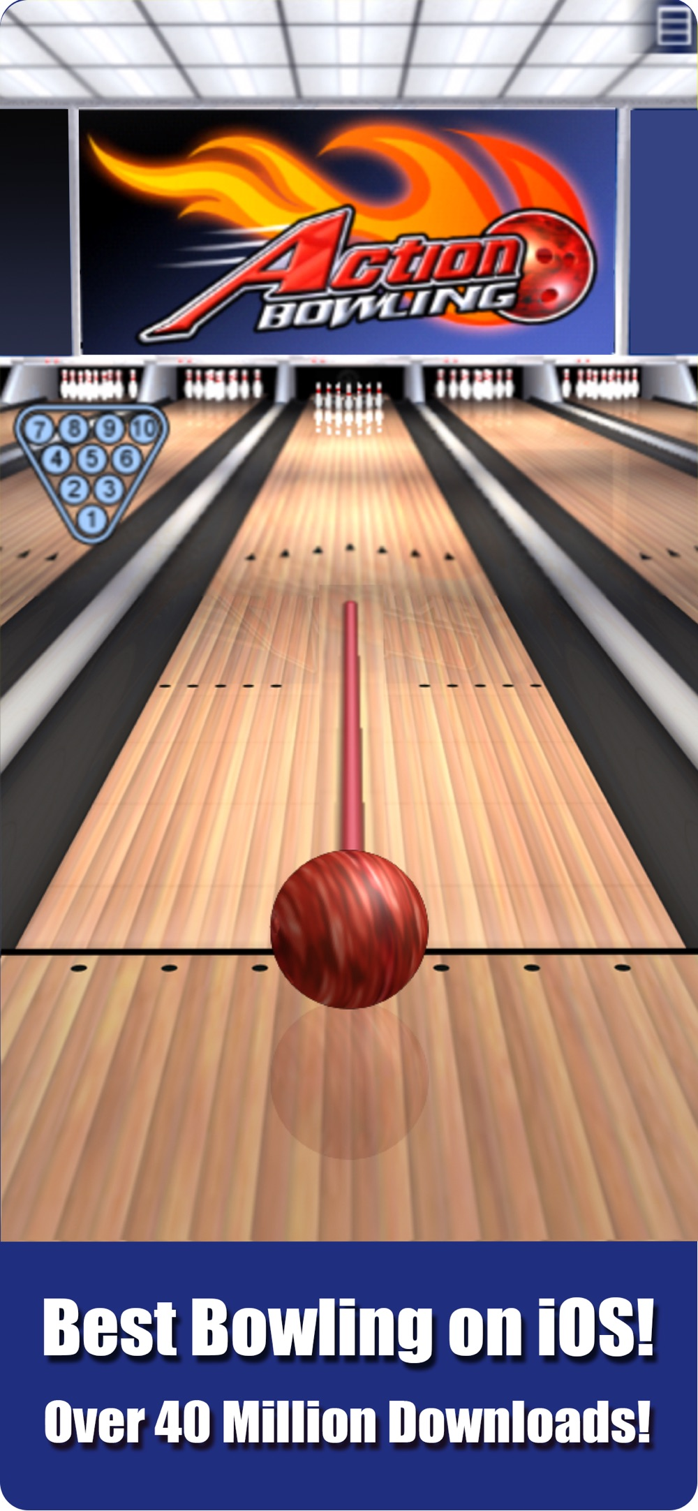 Action Bowling – The Sequel Cheat Codes