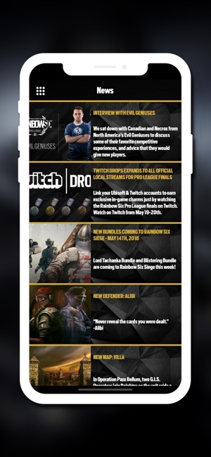 Rainbow six siege iphone. R stat for on