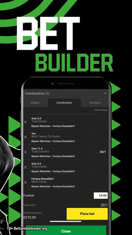 Unibet – Live Sports Betting screenshot-4