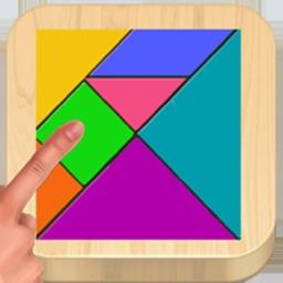 Tangram Kids - Puzzle Games