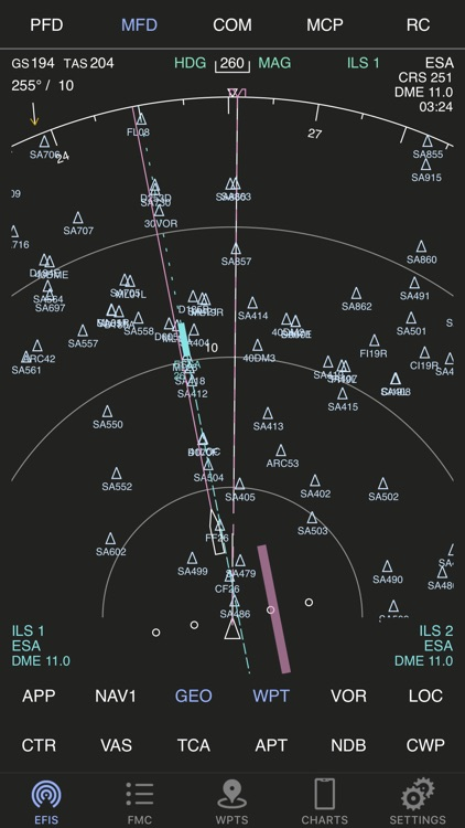AirTrack screenshot-0