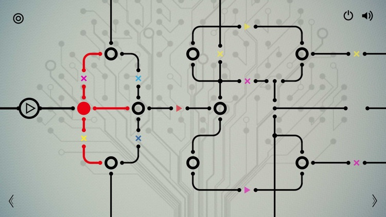 Xircuit: The Puzzle of Light screenshot-3