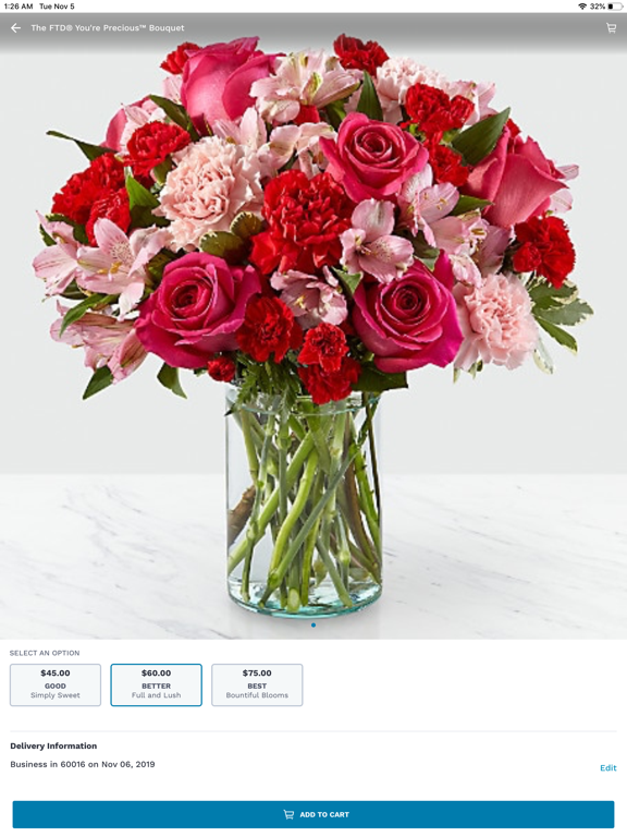 ProFlowers: Delivered Fresh screenshot