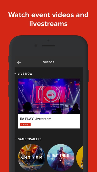 Download EA PLAY for Pc