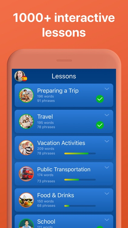 Mondly: Learn 33 Languages by ATi Studios