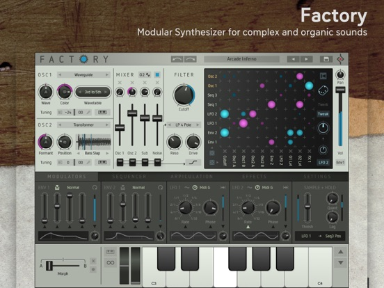 Free iOS Synth Apps (52)