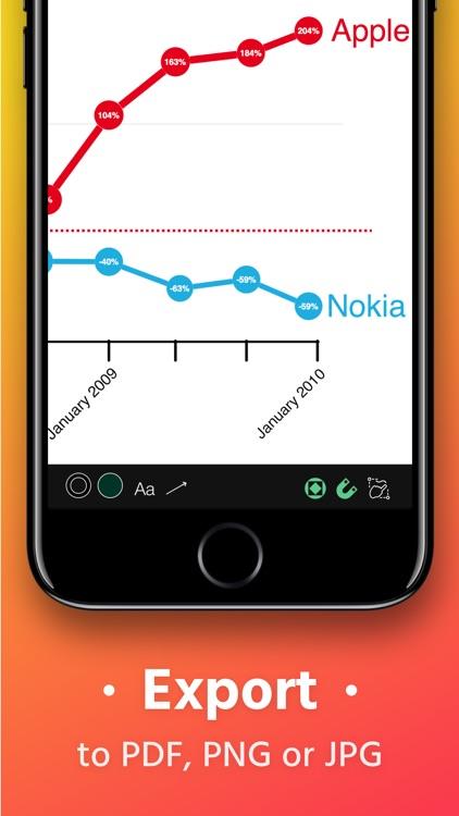 Grafio 4 - Diagram Maker screenshot-3
