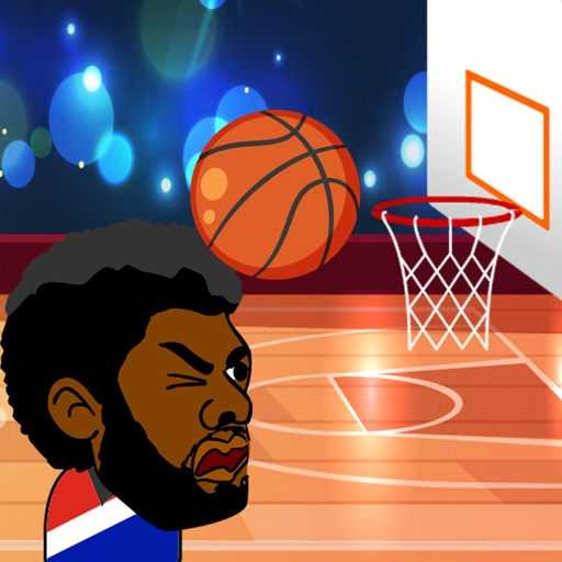Huge Head Basketball
