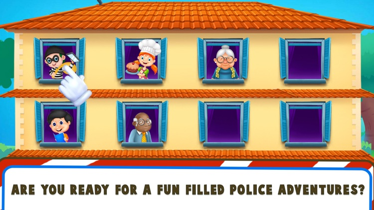 Crazy Policeman Station screenshot-7