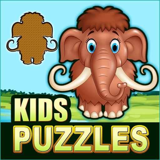 Kids Puzzle Zoo Jigsaw Family
