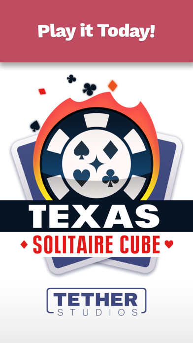 Texas Solitaire Cube screenshot 5