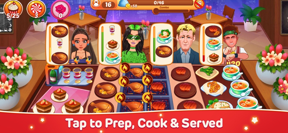 Cooking Family : Cooking Games hack tool