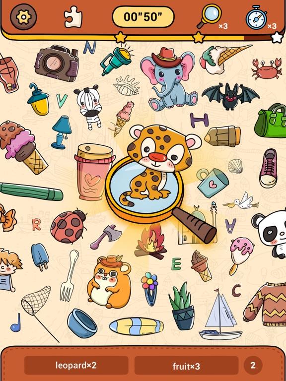 Find Out - Hidden Objects screenshot 12