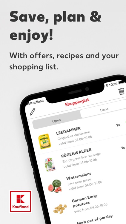 Kaufland - offers and more screenshot-0