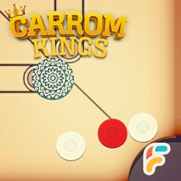Carrom Kings 3D