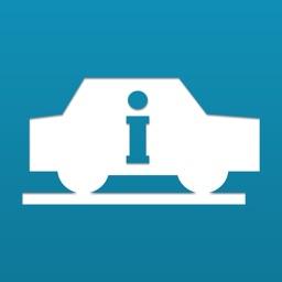 Cabman Mobile - Ritinformatie