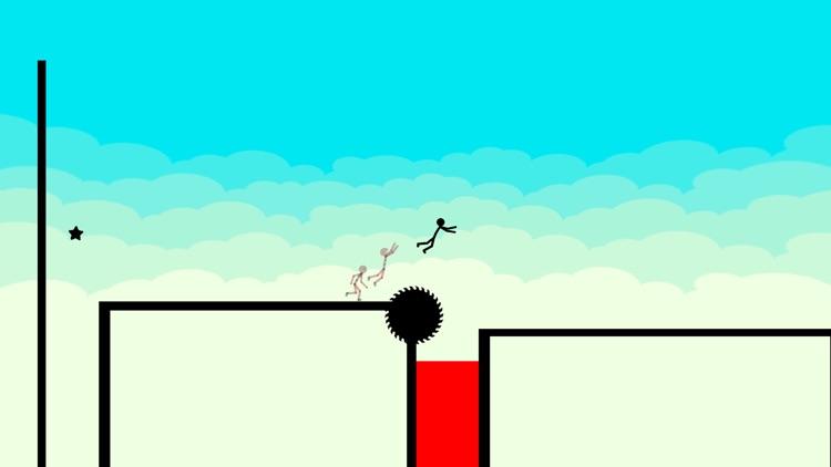 Stickman Parkour - Ninja Race
