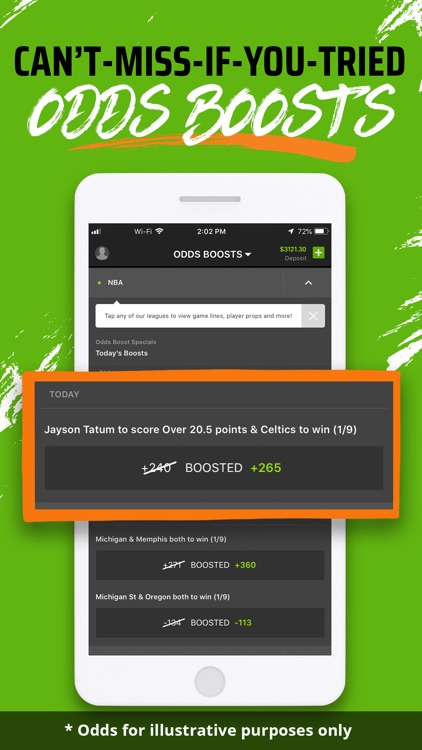 DraftKings Sportsbook & Casino