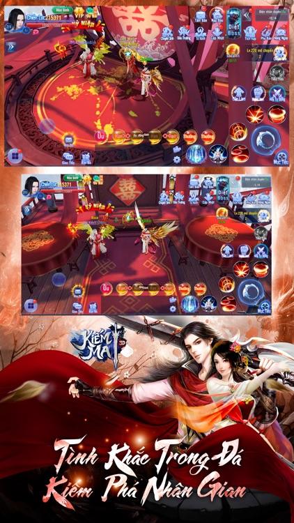 Kiếm Ma 3D -Vương Giả Chí Tôn screenshot-3