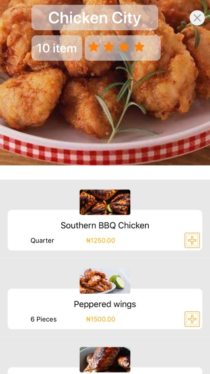Your delicious food screenshot-3