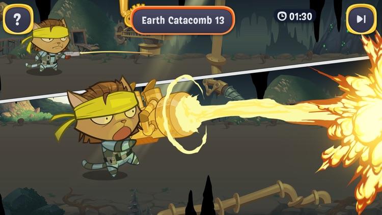 AFK Cats: Idle RPG Boss Arena screenshot-3
