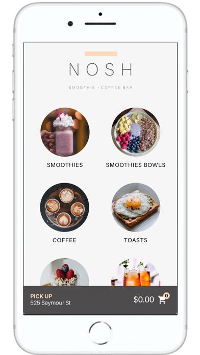 Nosh Cafe and Wine Bar screenshot 2