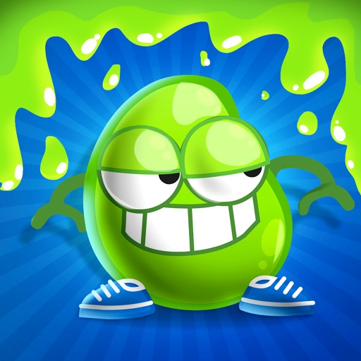 Sneaky splatter Green Blob run