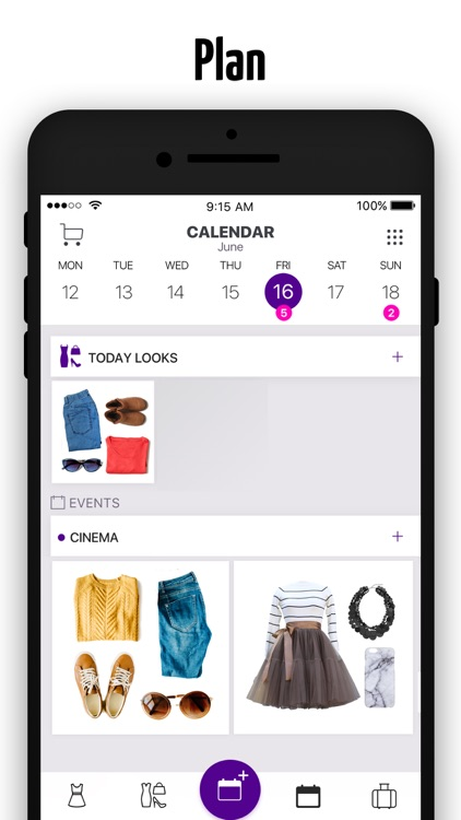 My Wardrobe - Clothes Tracker