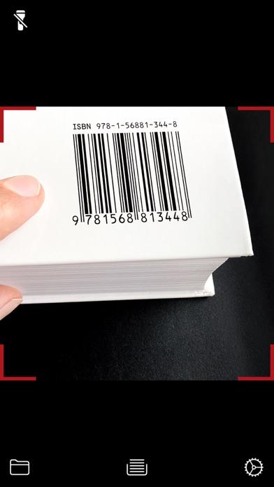 Barcode + QR Code Scanner Screenshots