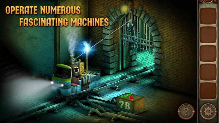 Escape Machine City screenshot-3