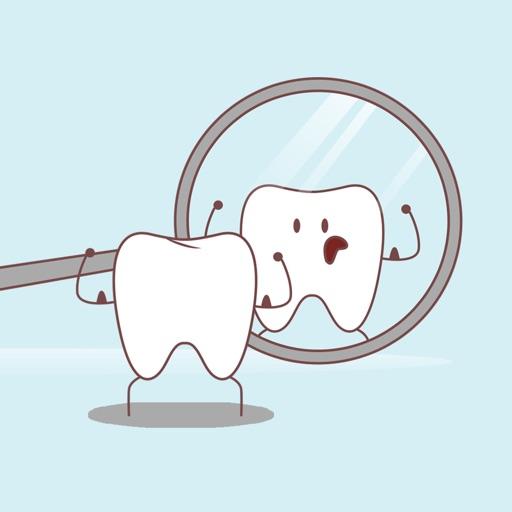 Dentist Teeth Stickers