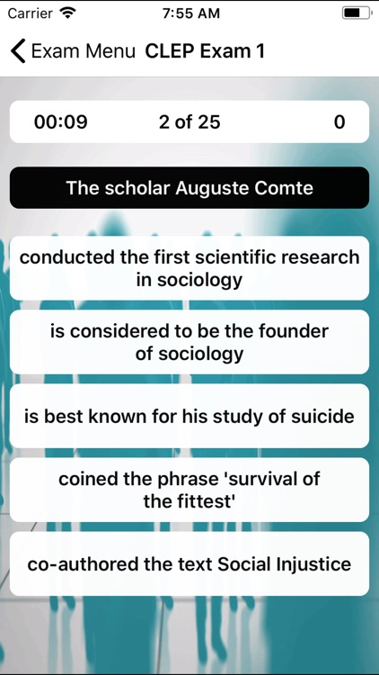 CLEP Sociology Prep 2020 screenshot-3
