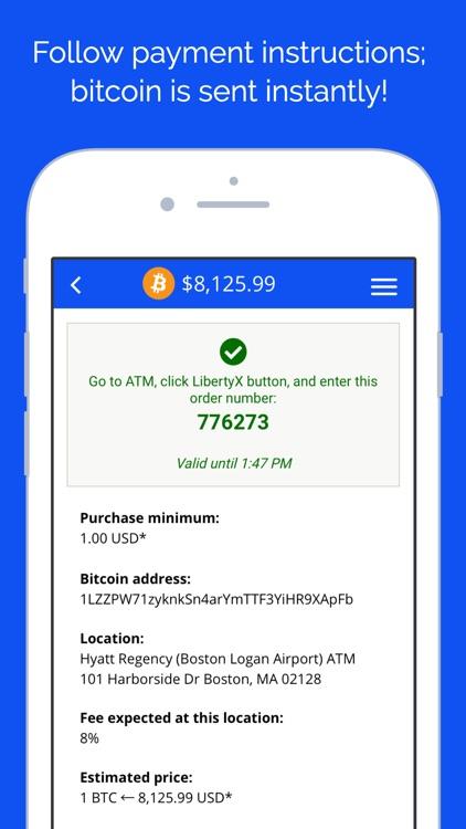 LibertyX - Buy Bitcoin screenshot-9