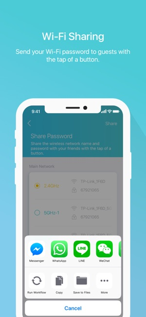 TP-Link Tether on the App Store