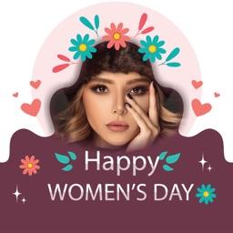 Women Day Photo Editor - Maker