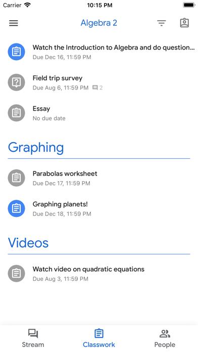 Google Classroomのおすすめ画像2