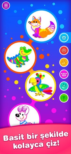 Boyama Oyunlar Cocuk Oyunlari App Store Da