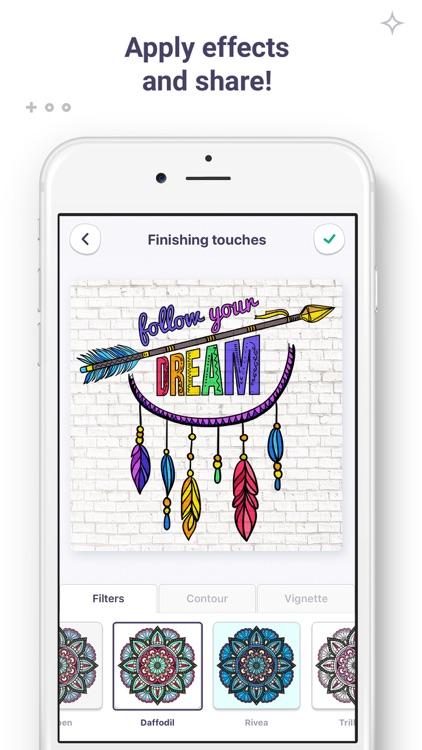 Coloring Book for Me screenshot-9