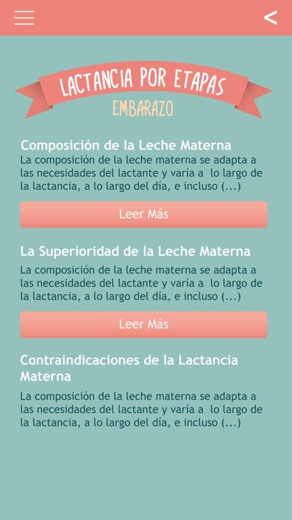 Lactancia Materna AEP screenshot-3