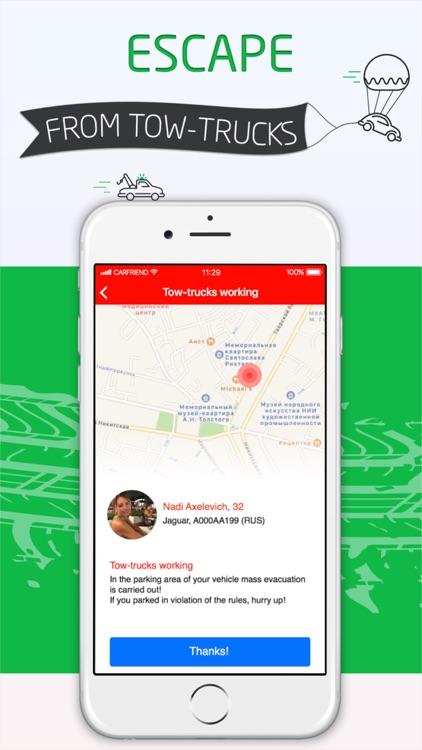 CARFRIEND -> Drive and meet screenshot-4