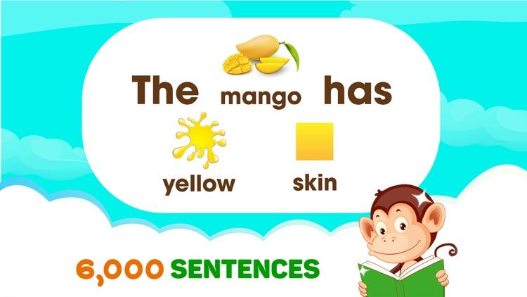 Monkey Junior: learn to read screenshot-5