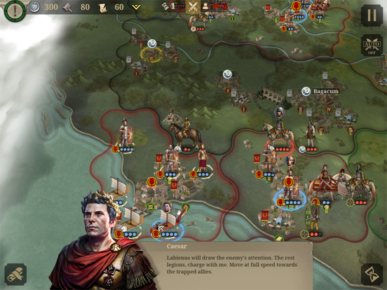 Great Conqueror: Rome screenshot 13