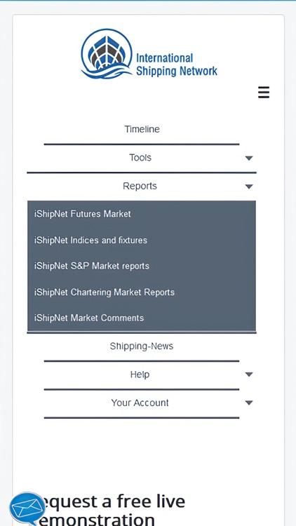 iShipNet screenshot-3