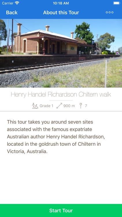 Henry Handel Richardson Tours
