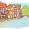 Strasbourg 2020 — offline map