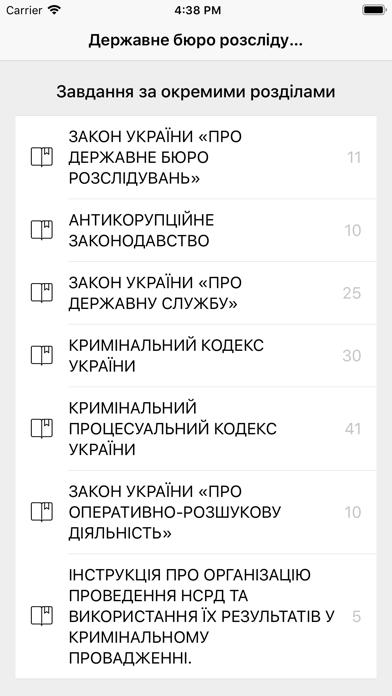 Практичні завдання ДБР screenshot 2