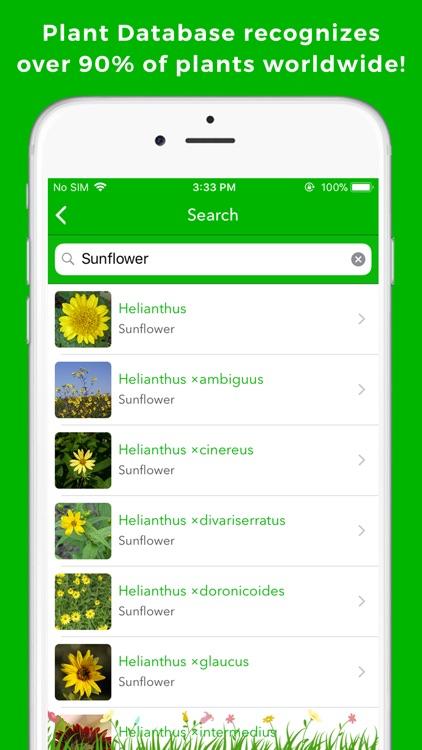 Plant Identification & Info screenshot-4