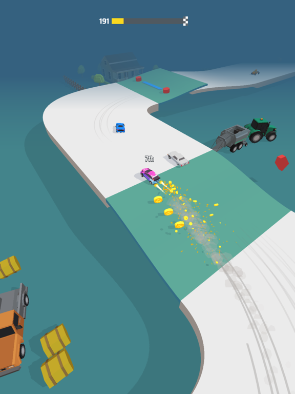 Drifty Race! screenshot 11